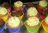 Dejlige kager,  når vi bager!