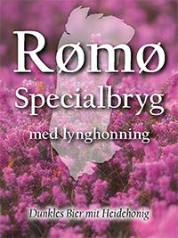 Rømø Specialbryg med lynghonning